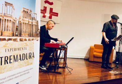 La consejera de Cultura e Igualdad subraya la colaboración y el compromiso de Extremadura con Portugal /  O Ministro da Cultura e da Igualdade sublinha a colaboração e o empenho da Extremadura com Portugal